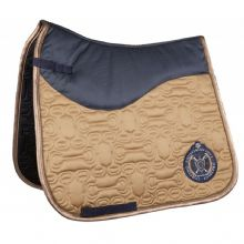 HKM - LAURIA GARRELLI MOENA SADDLE CLOTH - CARAMEL - RRP £35.95